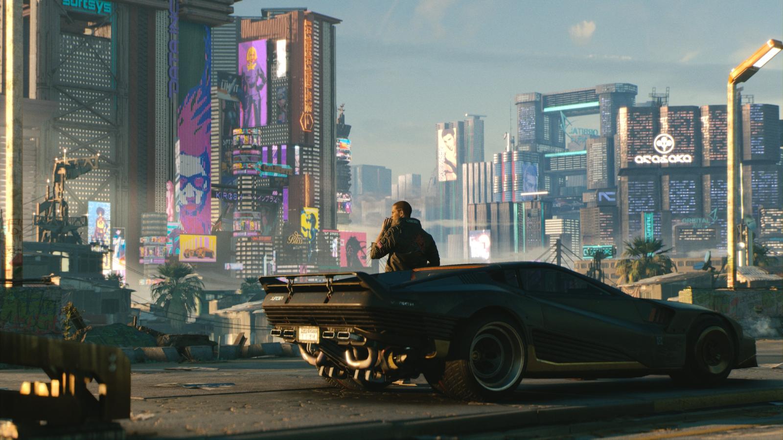 Cyberpunk 2077: niente sistema di moralità? thumbnail