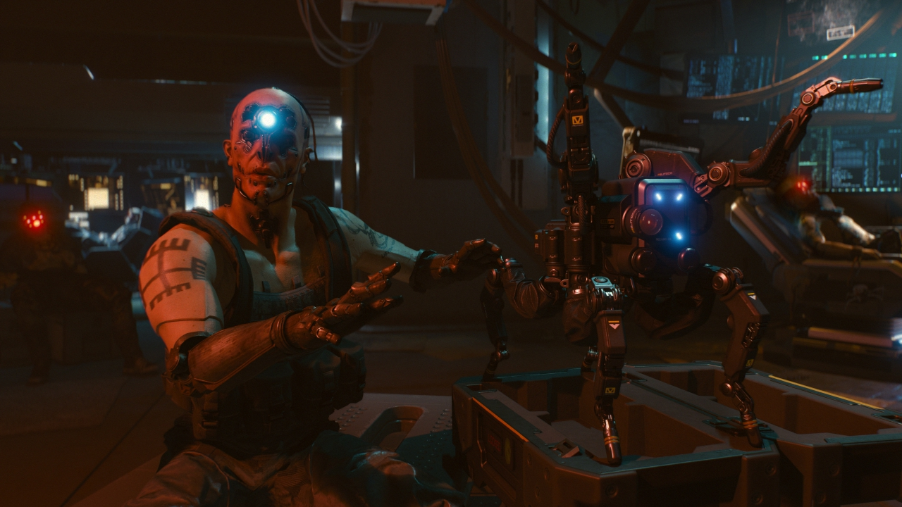 Cyberpunk 2077 si mostra al pubblico nel suo primo gameplay thumbnail
