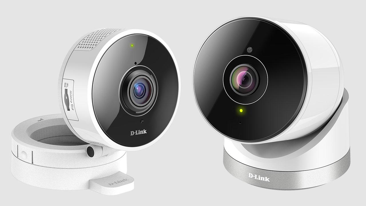 D-Link presenta le nuove videocamere DCS-8100LH e DCS-2670L thumbnail