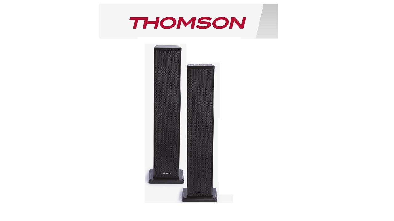 Thomson DS60DUO, lo stereo wireless per TV e device mobili thumbnail