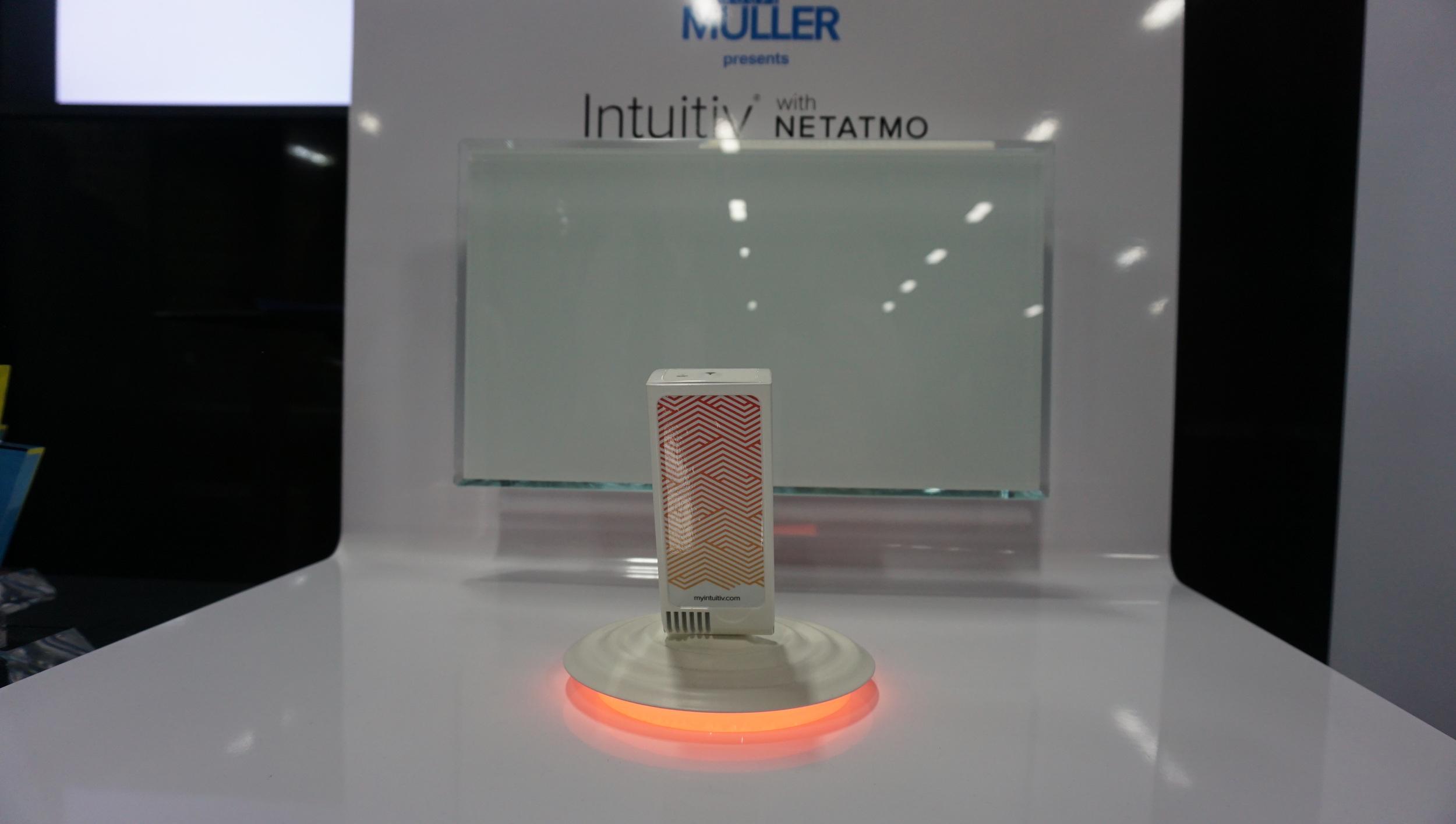 """[CES 2018] Netatmo presenta """"Intuitiv with Netatmo"""" e """"Smart Home Bot"""" thumbnail"""