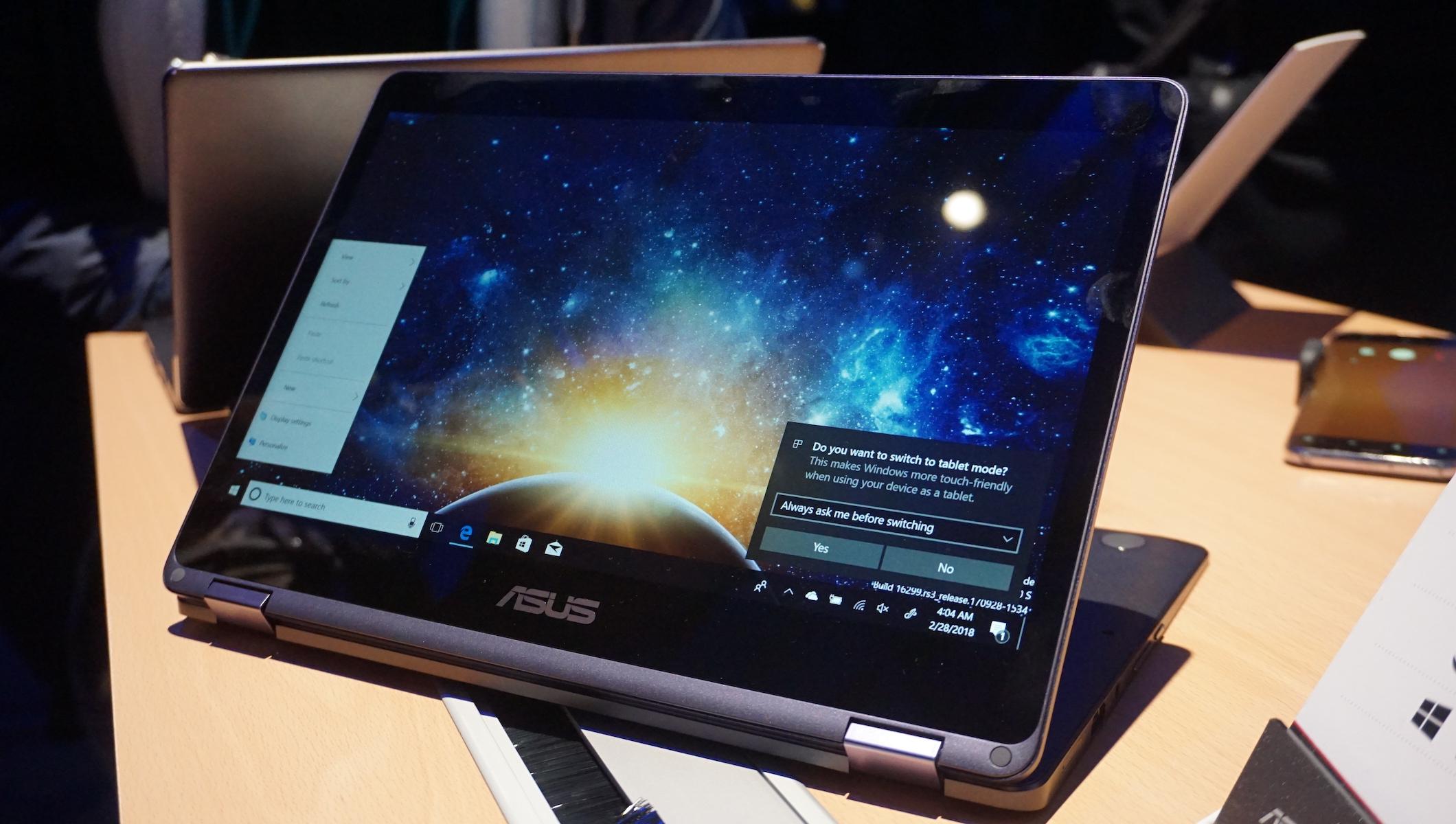 Asus Nova Go è ufficiale: specifiche, disponibilità e prezzi del notebook con connettività Gigabit LTE thumbnail