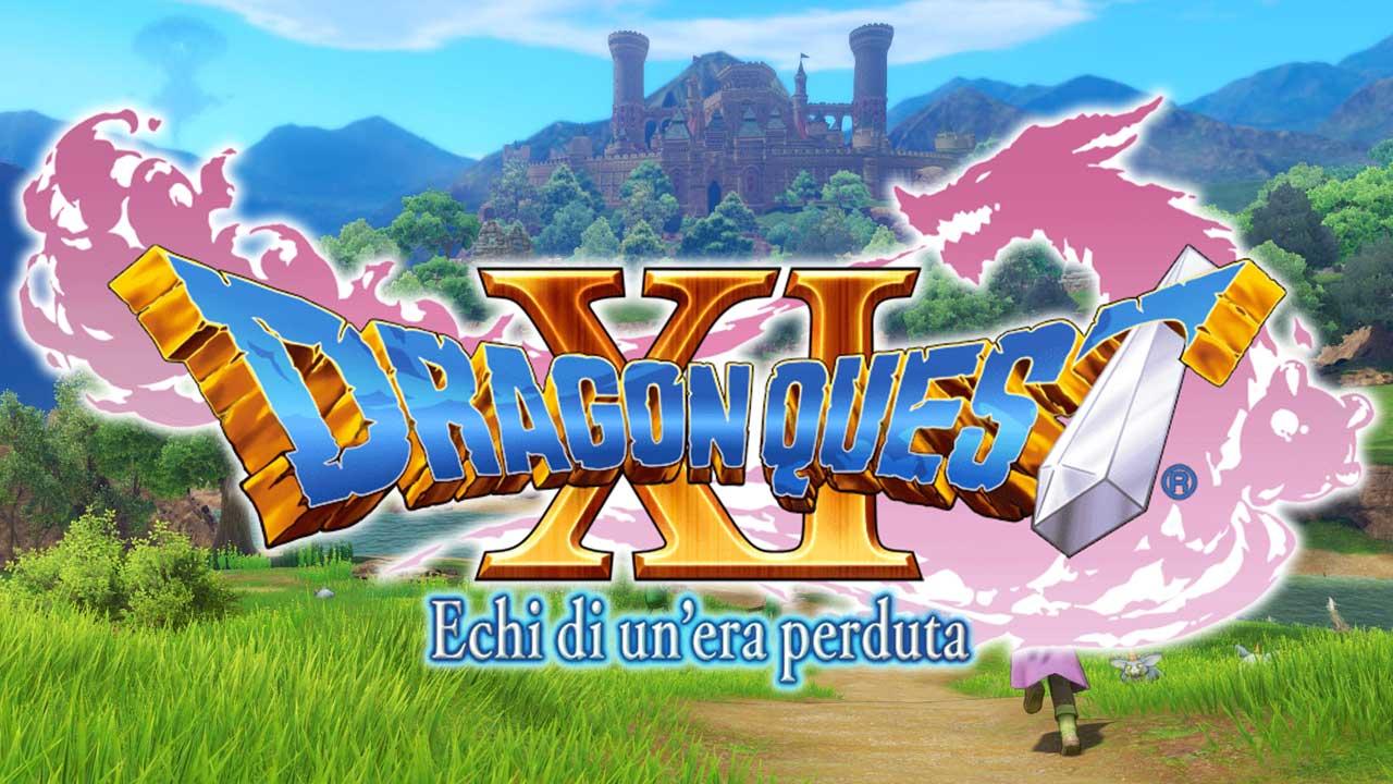 Dragon Quest XI in arrivo su PC e PlayStation 4 a settembre thumbnail