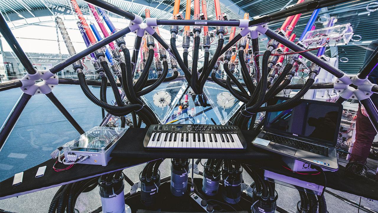 Alla Cadogan Hall la musica incontra la tecnologia Dyson thumbnail