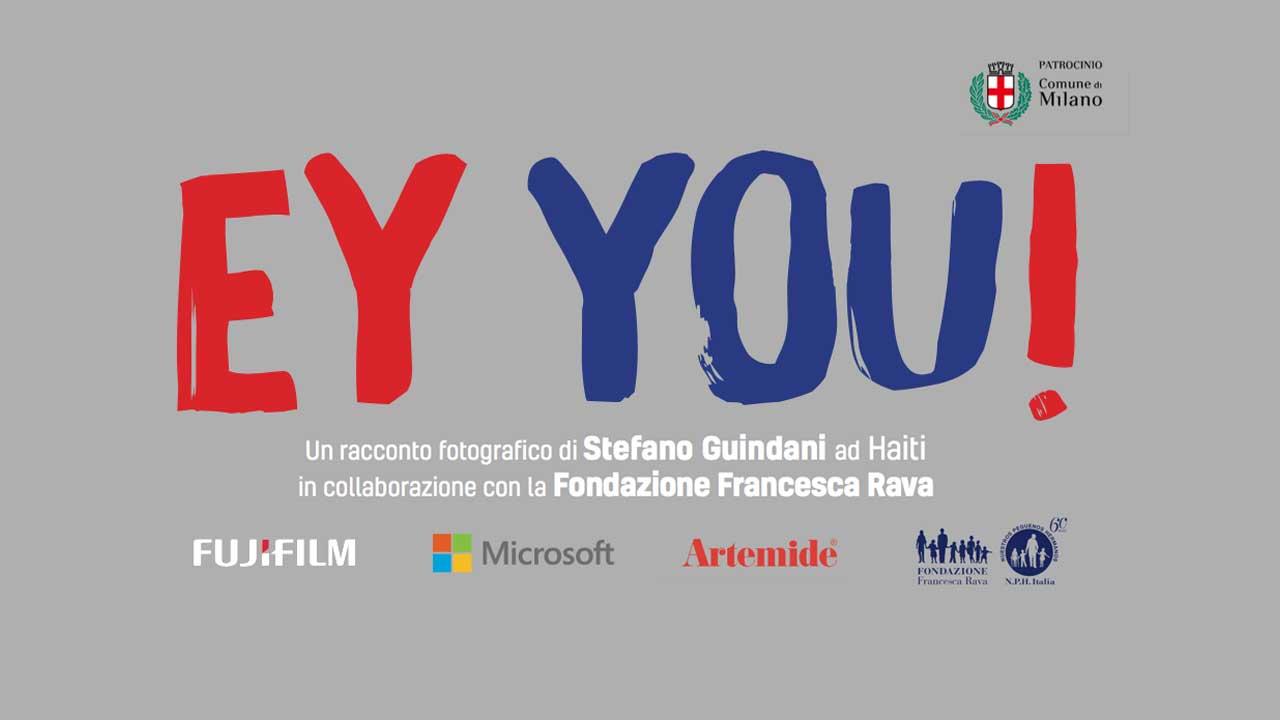 La mostra Ey You! di Stefano Guindani da oggi alla Microsoft House thumbnail
