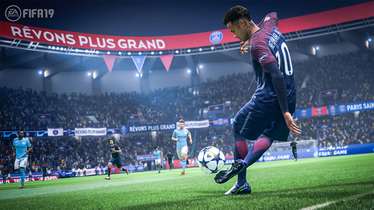 FIFA 19 includerà la UEFA Champions League thumbnail