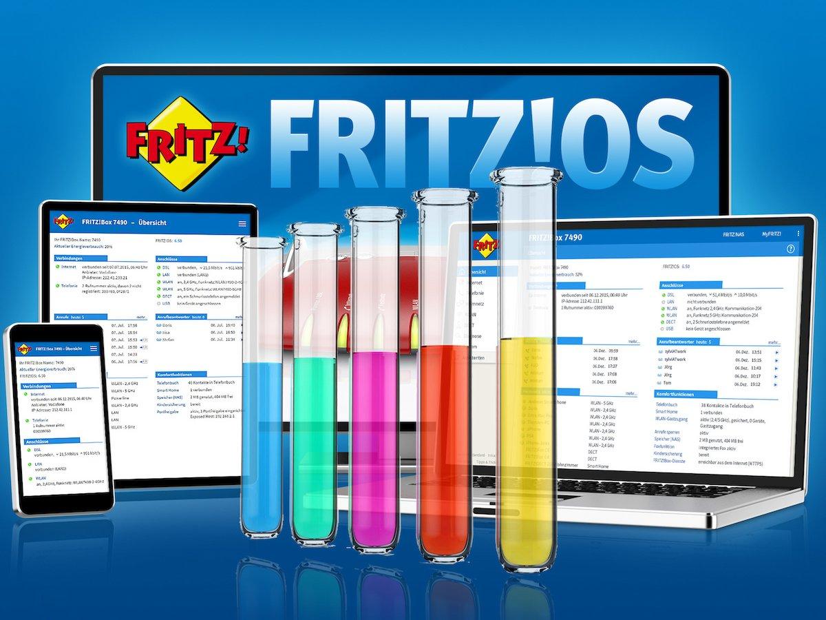 FRITZ!OS 7: AVM ha rilasciato il nuovo sistema operativo thumbnail