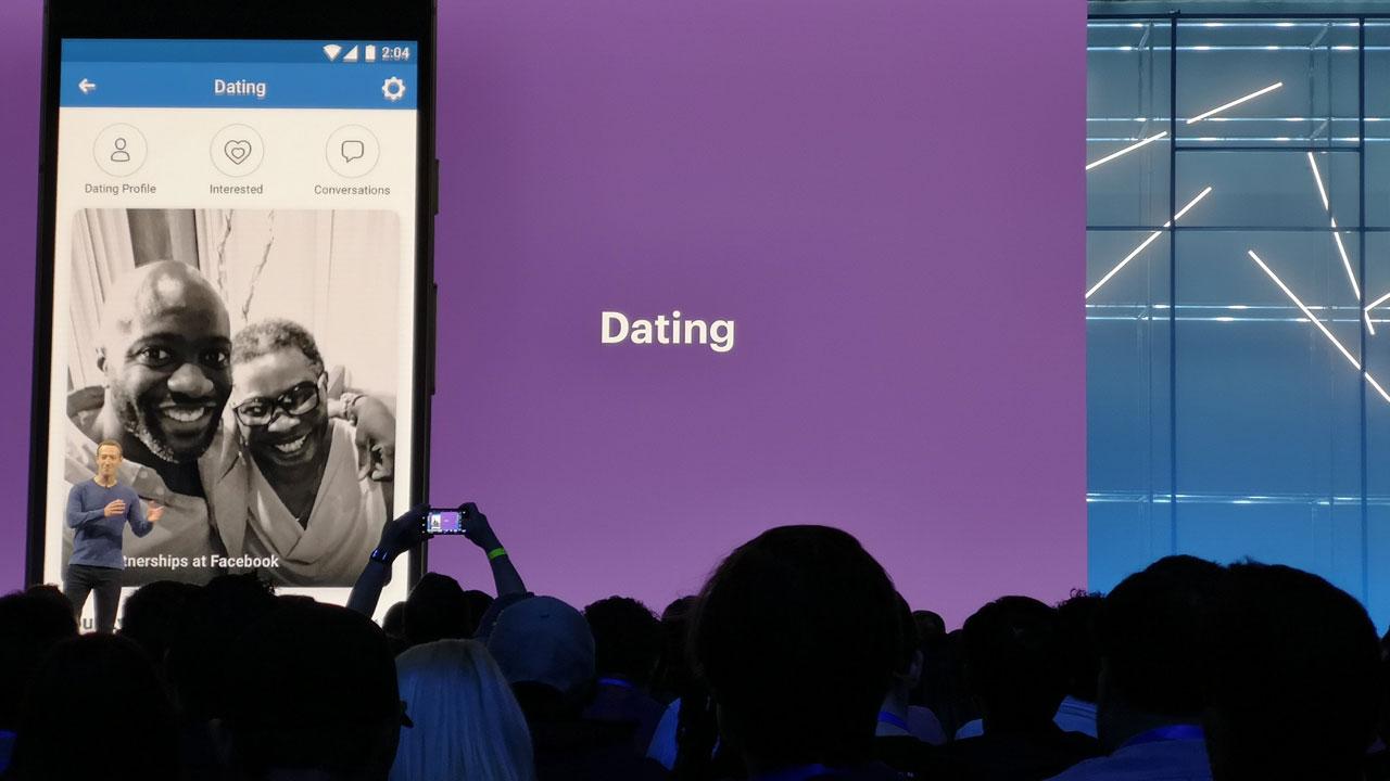 facebook tinder dating