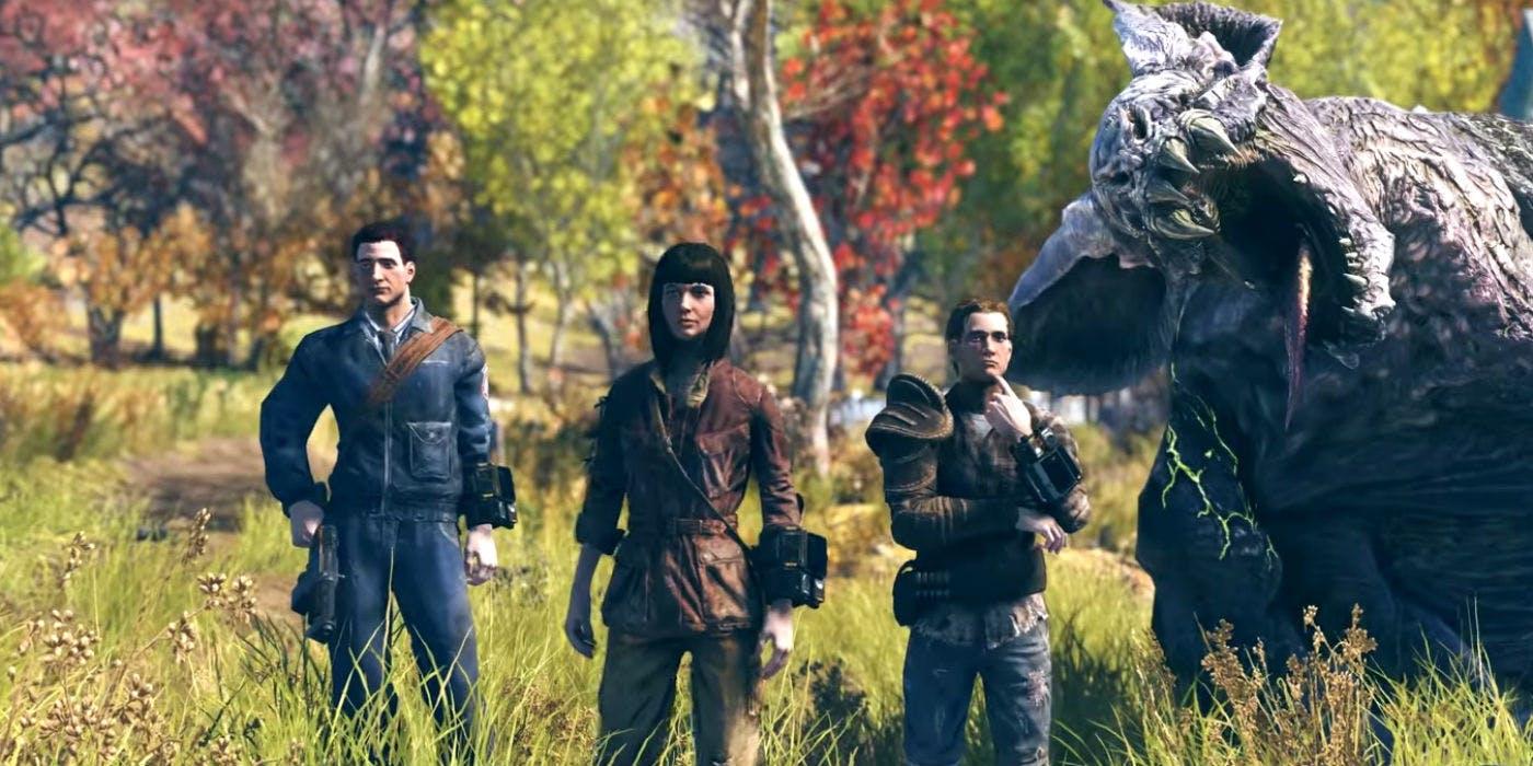 Fallout 76: tutti i contenuti post lancio saranno gratuiti thumbnail