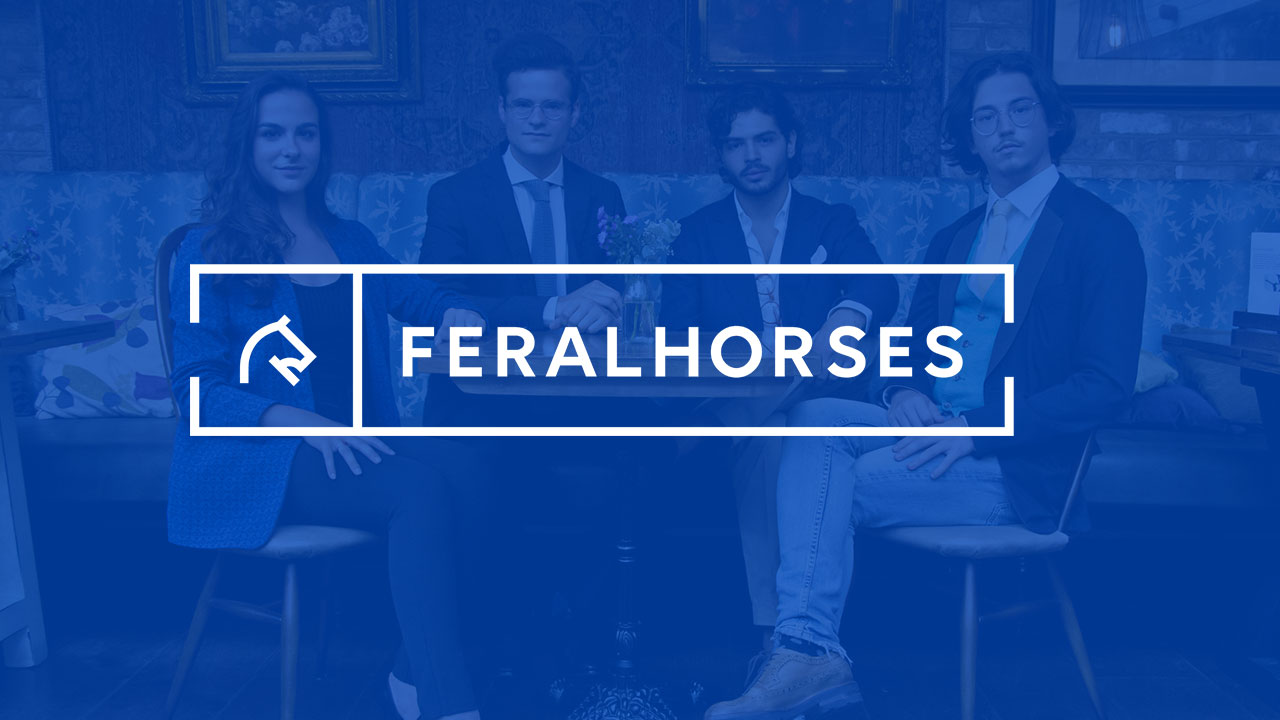 Feral Horses: trasformare i giovani in moderni mecenati thumbnail