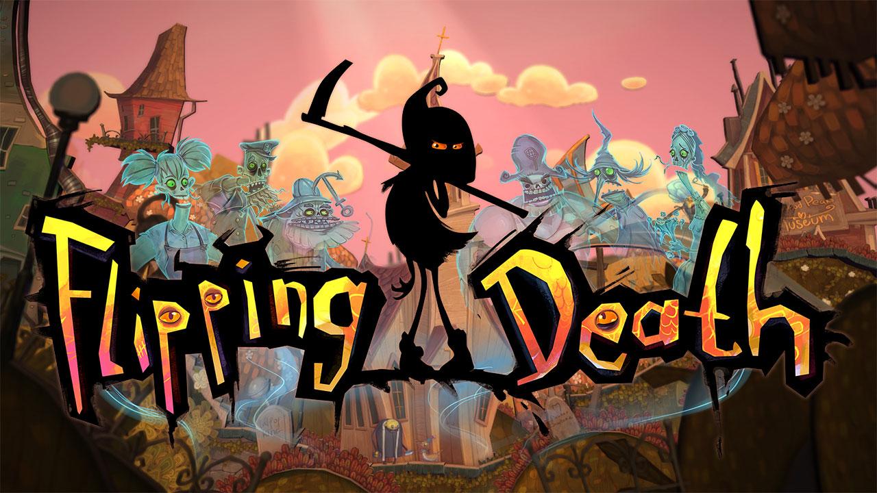 Flipping Death arriverà su PlayStation 4 e Nintendo Switch in versione fisica thumbnail