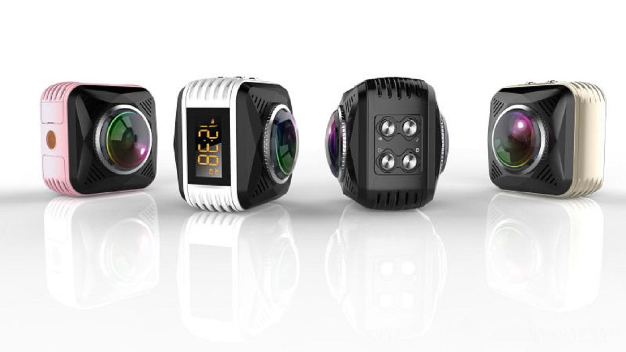 VIA Technologies presenta le nuove videocamere per la ripresa video a 720° thumbnail