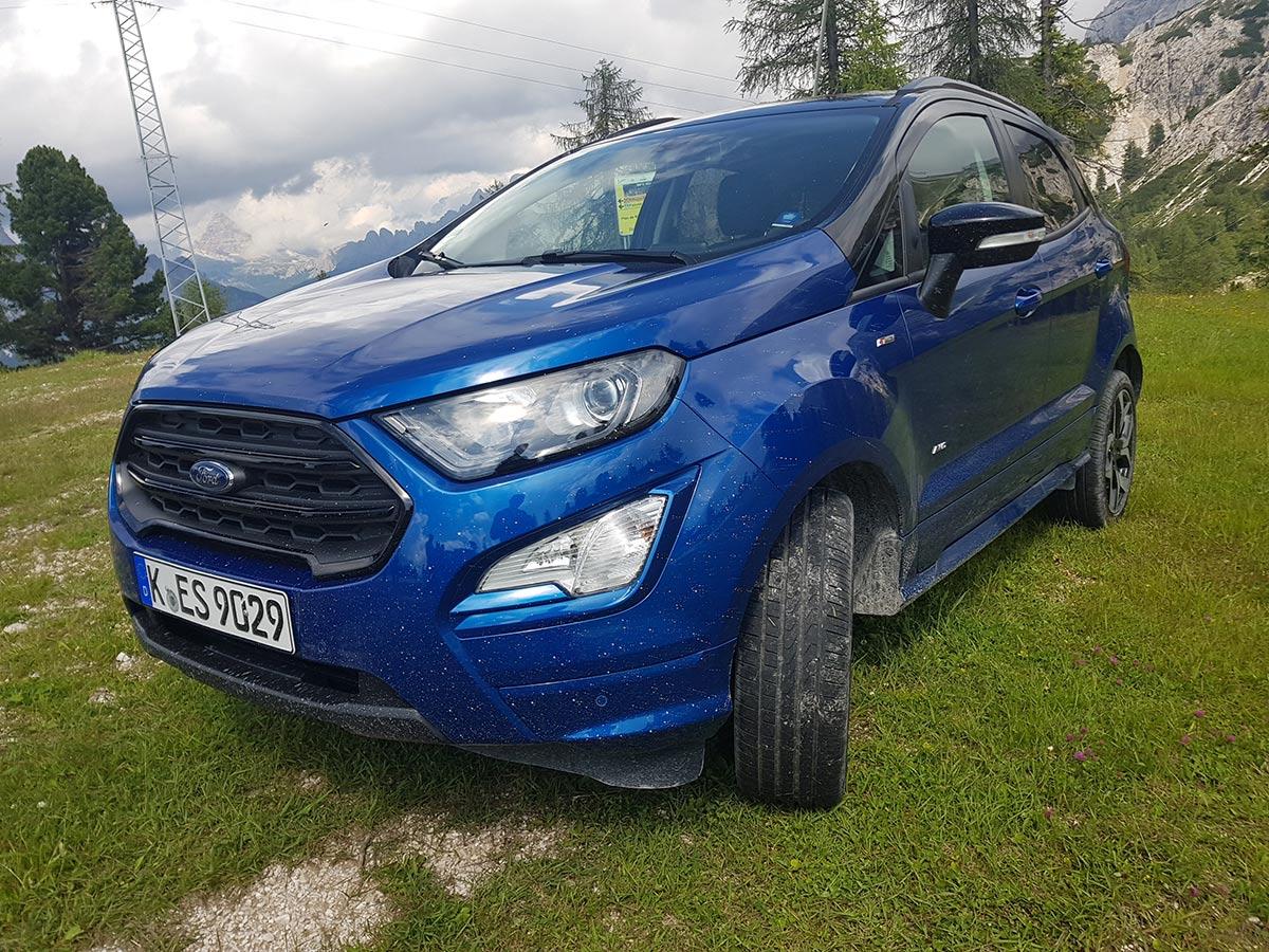 Ford Ecosport AWD: il SUV compatto per andare ovunque thumbnail