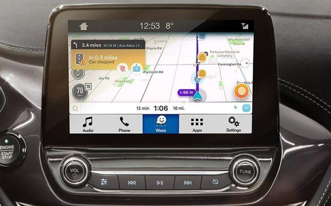 Ford annuncia l'app dedicata alla navigazione Waze | MWC 2018 thumbnail