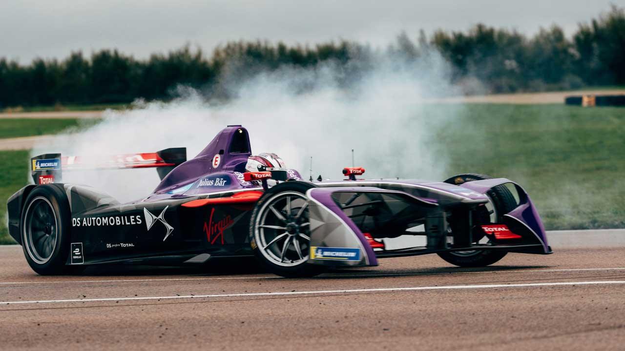 Michelin ancora fornitore ufficiale del Campionato di Formula E thumbnail