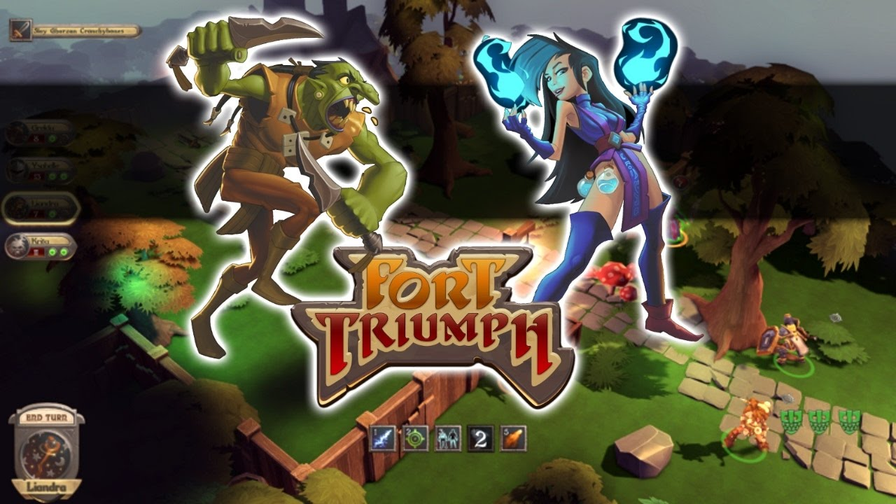 Fort Triumph: l'RPG sbarcherà in Early Access a fine mese thumbnail