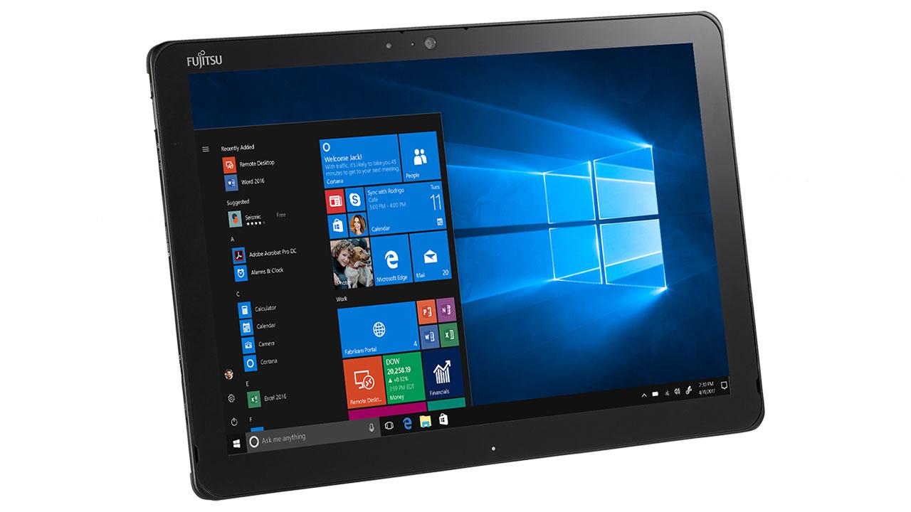 Fujitsu Stylistic V727: il nuovo 2-in-1 pratico ed elegante thumbnail
