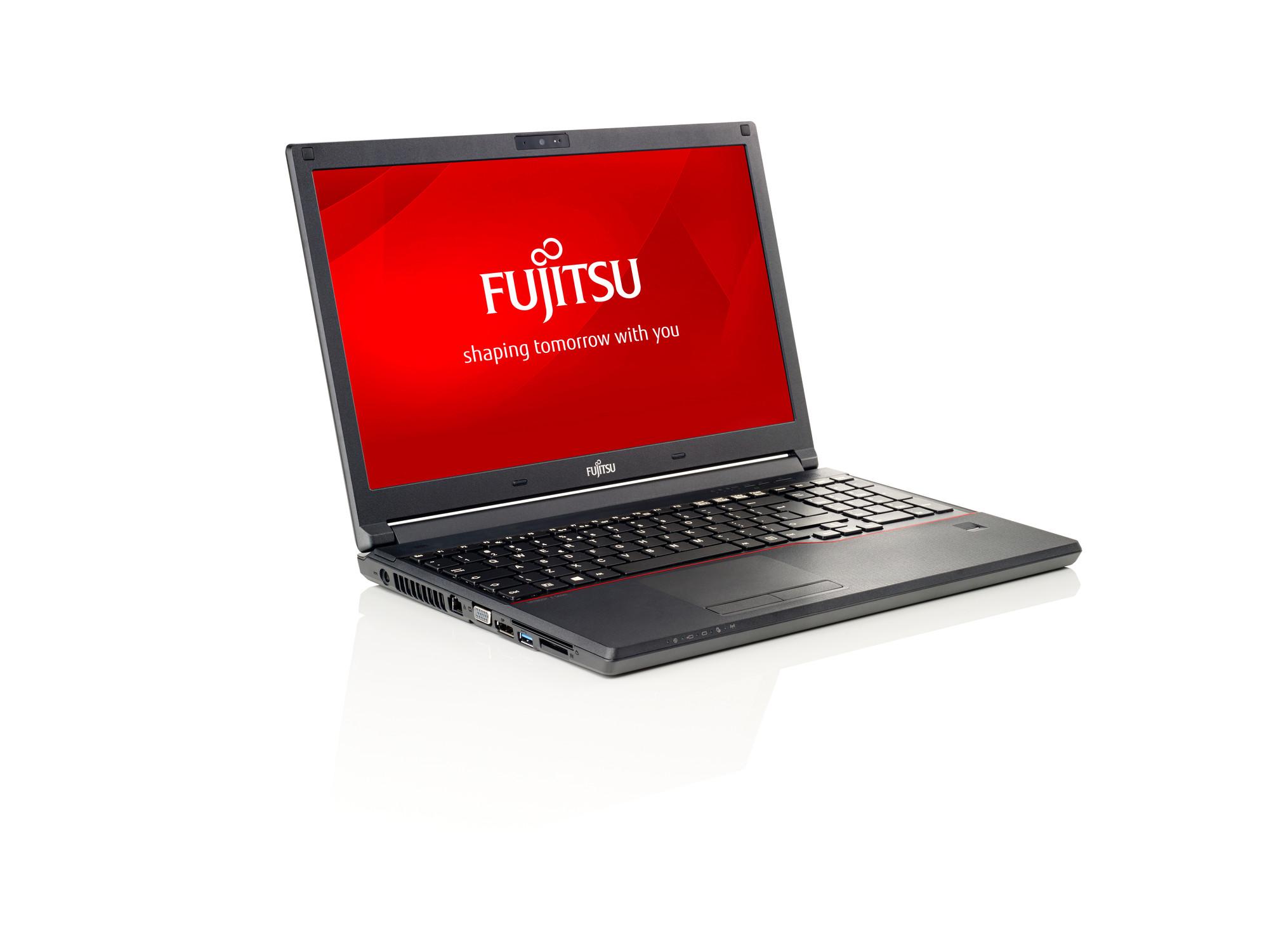Fujitsu presenta la nuova generazione dei notebook LIFEBOOK E Series thumbnail