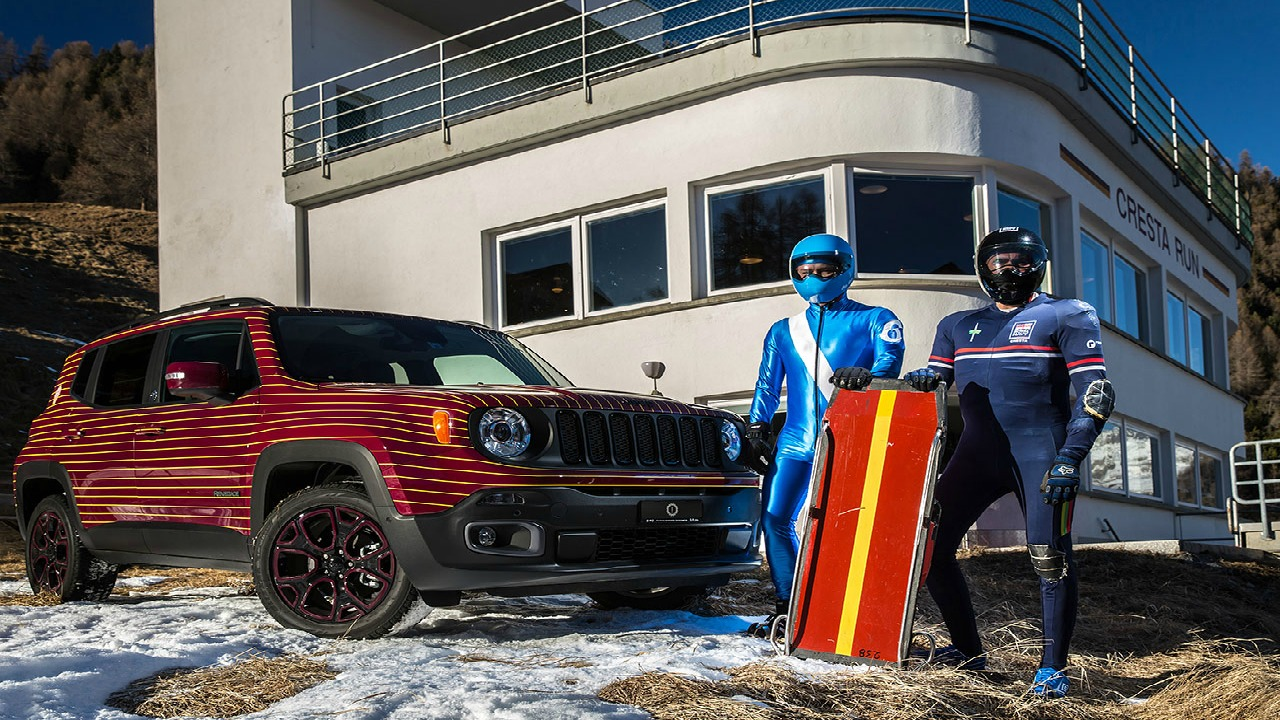 Garage Italia Customs firma la Jeep Renegade Limited Edition thumbnail