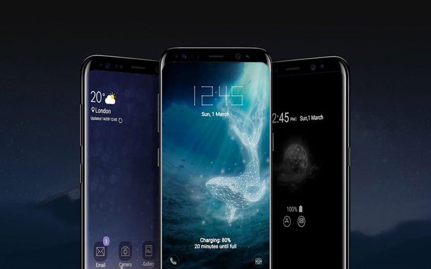 Samsung Galaxy S9: il riconoscimento facciale c'è e si chiama Intelligent Scan thumbnail