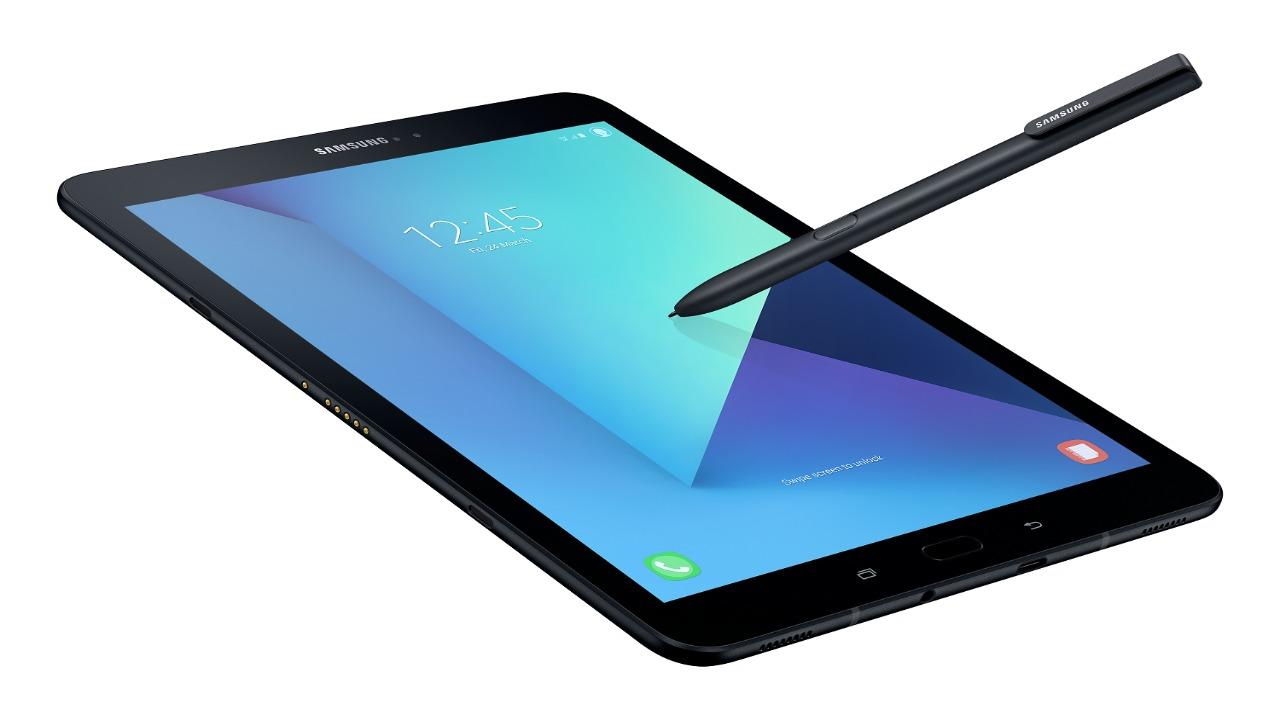 [MWC 2017] Samsung presenta Galaxy Tab S3 e Galaxy Book thumbnail