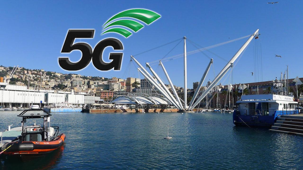 Genova 5G: al via la sperimentazione per portare 5G e WiFi in città thumbnail