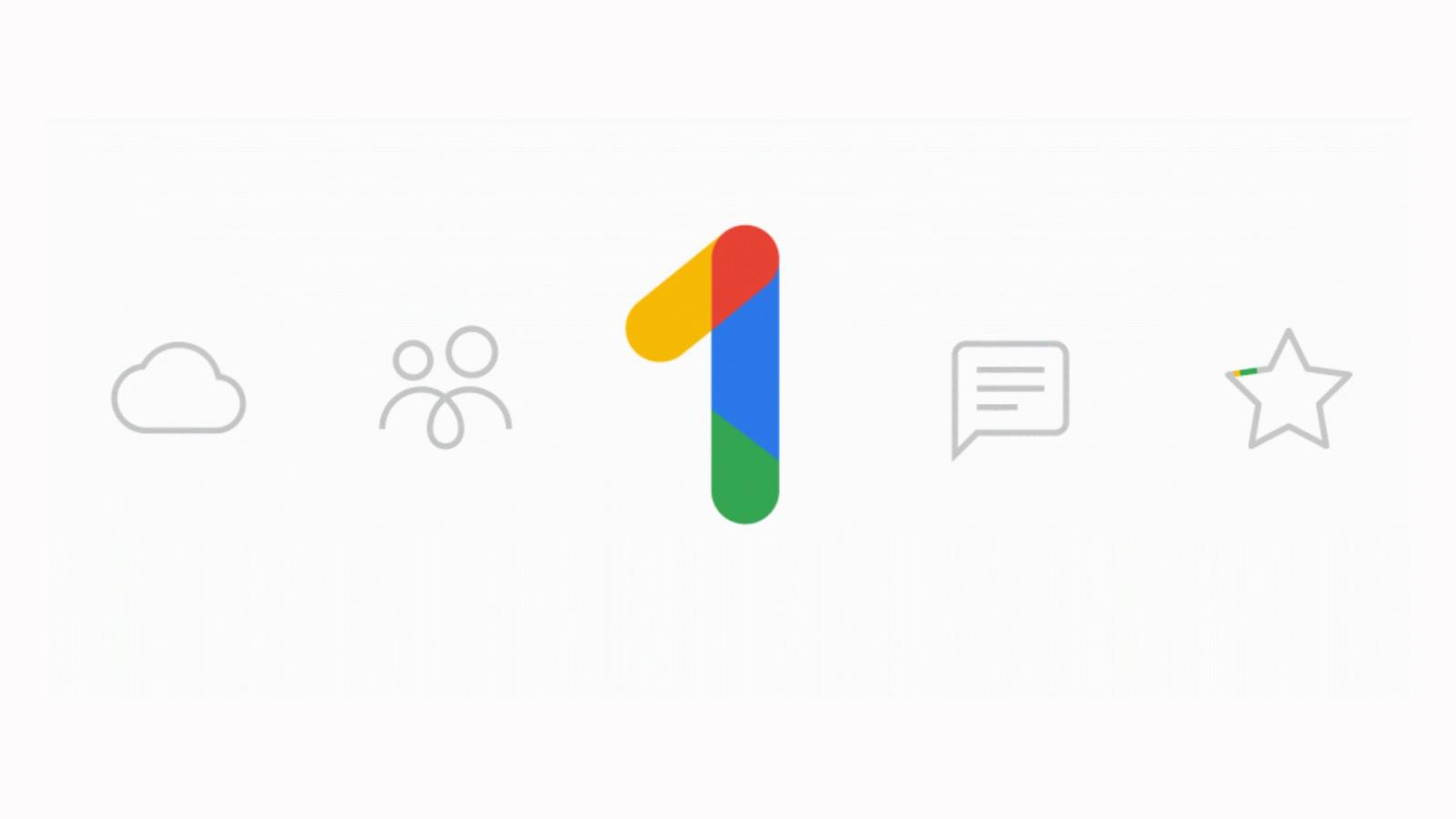 Diamo il benvenuto a Google One e ai nuovi piani di cloud storage thumbnail