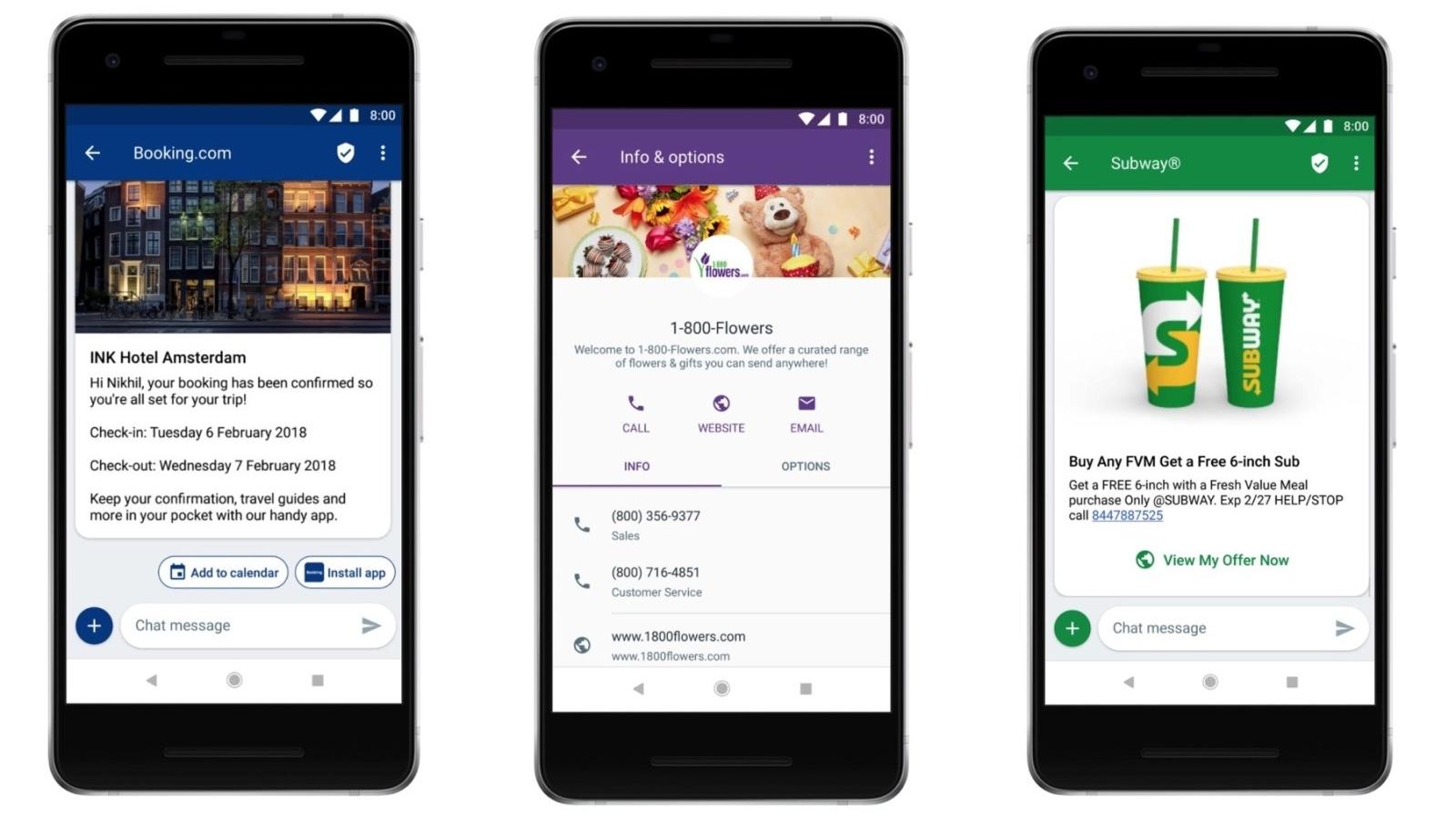Chat: la rivoluzione della messaggistica secondo Google thumbnail