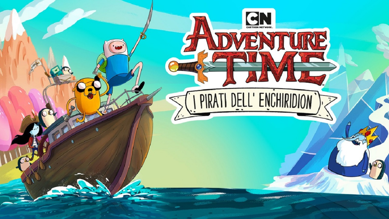 Disponibile il trailer di Adventure Time: I pirati dell'Enchiridion thumbnail