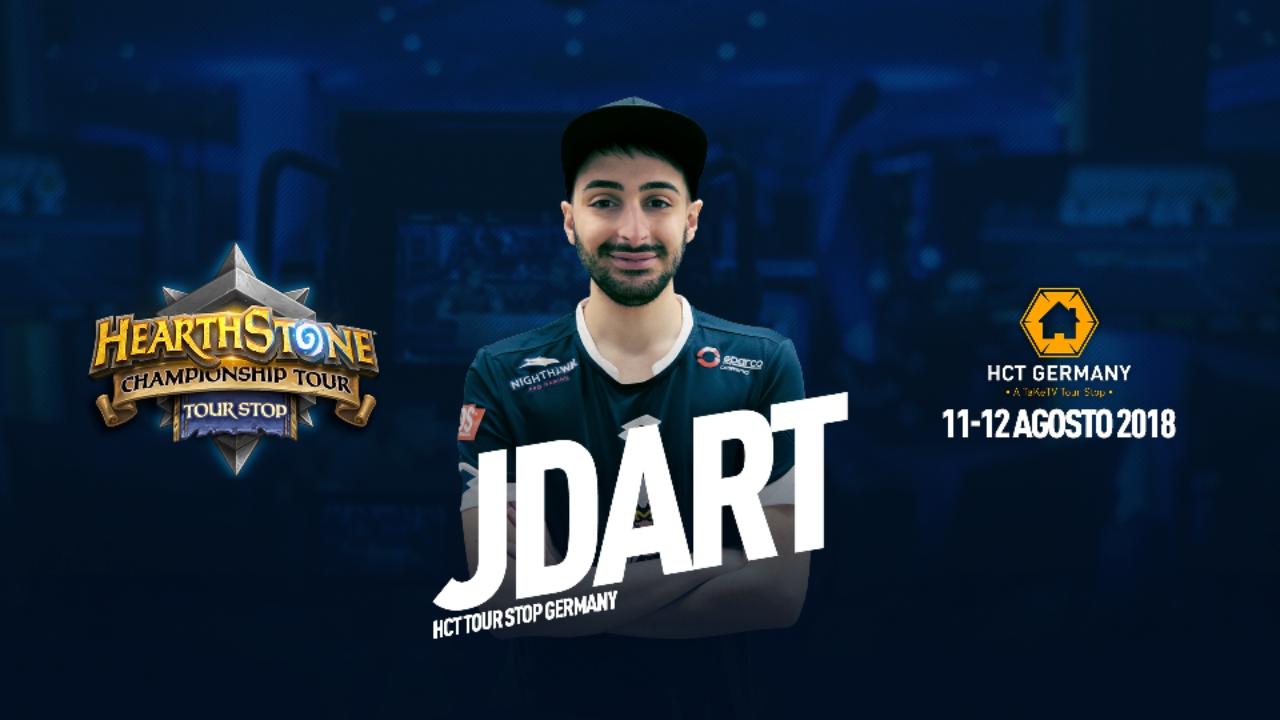 Hearthstone: l'Italia all'HCT Tour Stop Germany con Jdart thumbnail