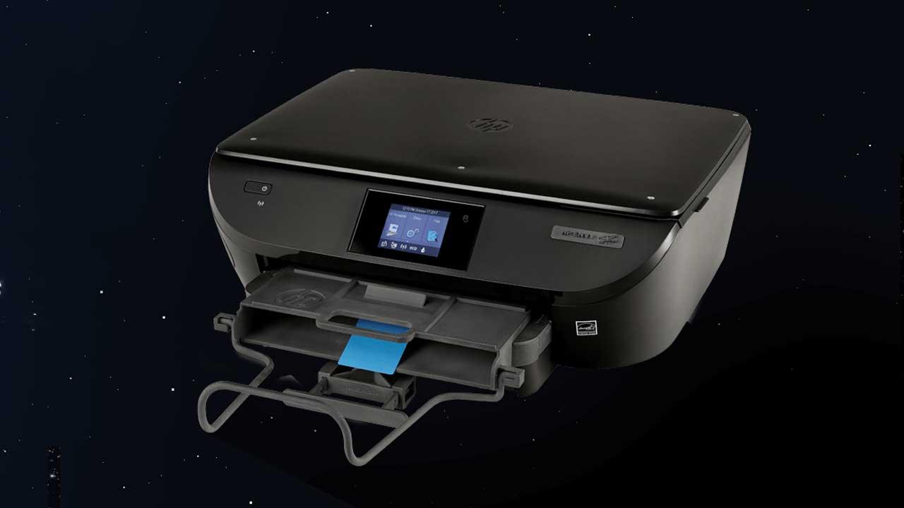 Questa stampante HP è in grado di funzionare anche nello spazio thumbnail