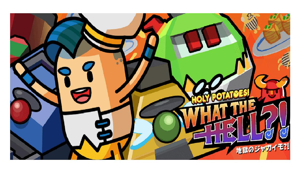 Holy Potatoes! arriva su Nintendo Switch e PS4 thumbnail