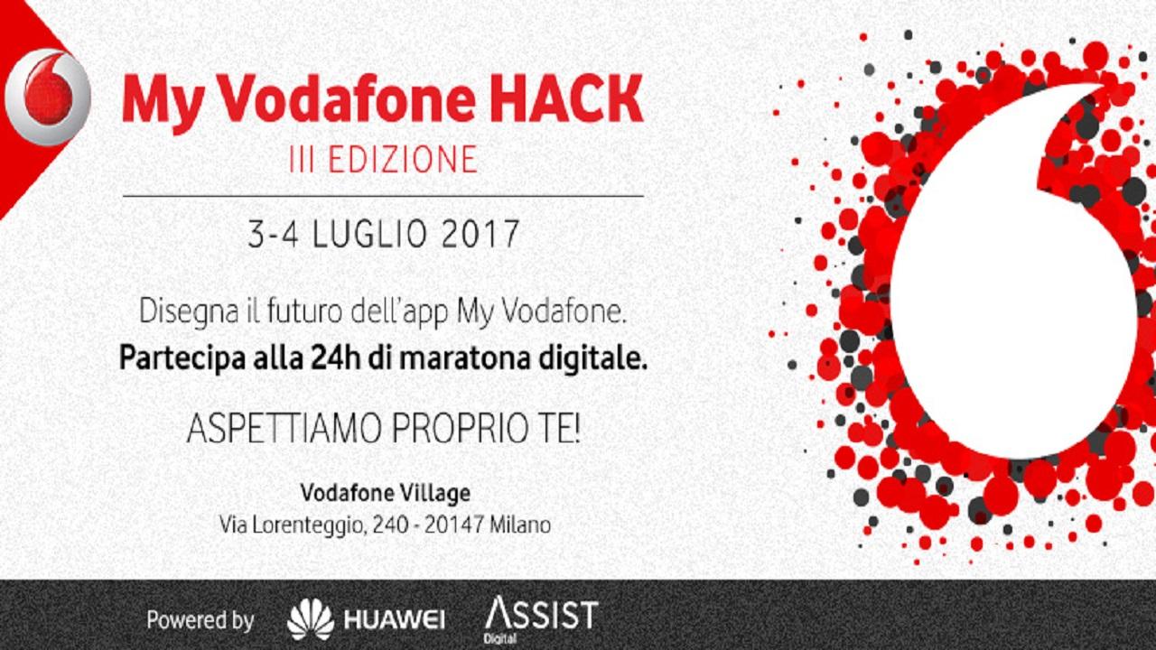 Vodafone: torna l'hackaton My Vodafone Hack thumbnail