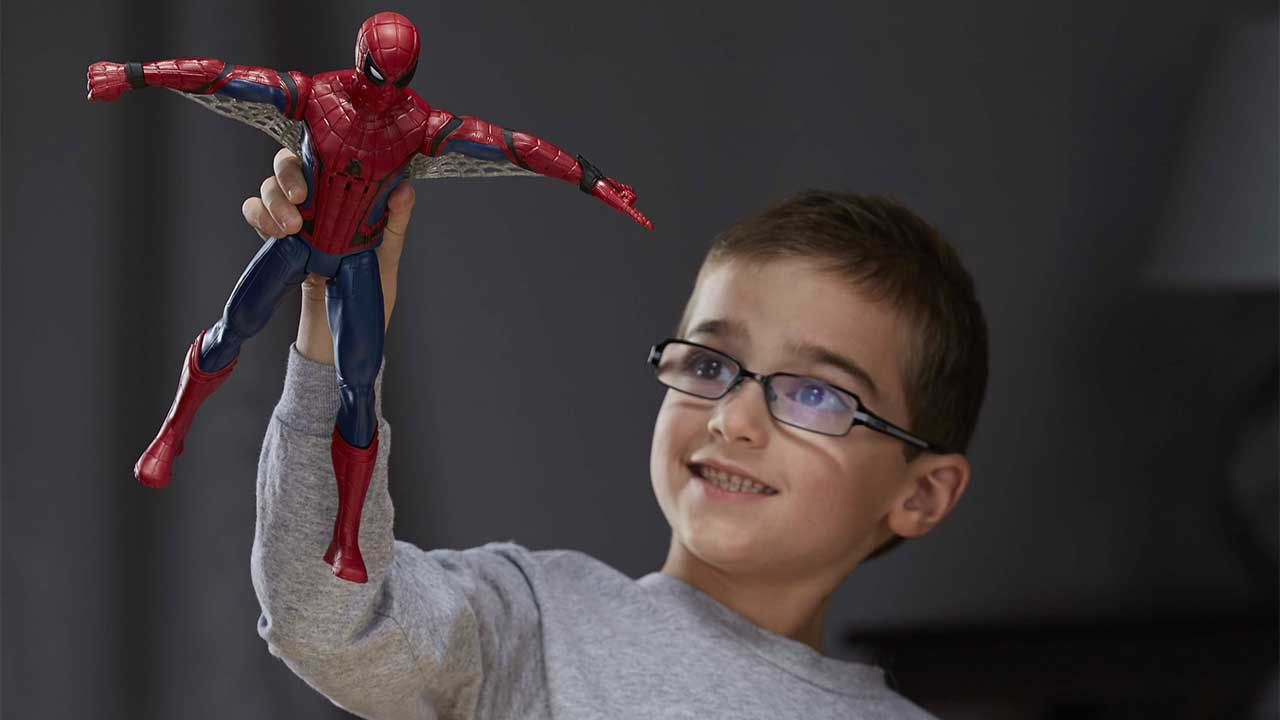 Spider-Man: Homecoming, in arrivo una valanga di nuovi giocattoli thumbnail