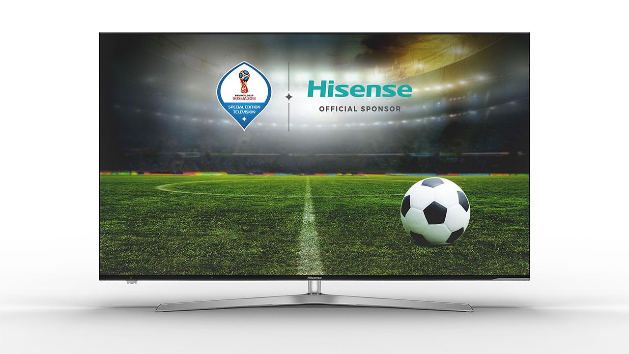 Hisense ULED TV, i televisori perfetti per godersi i Mondiali 2018 thumbnail