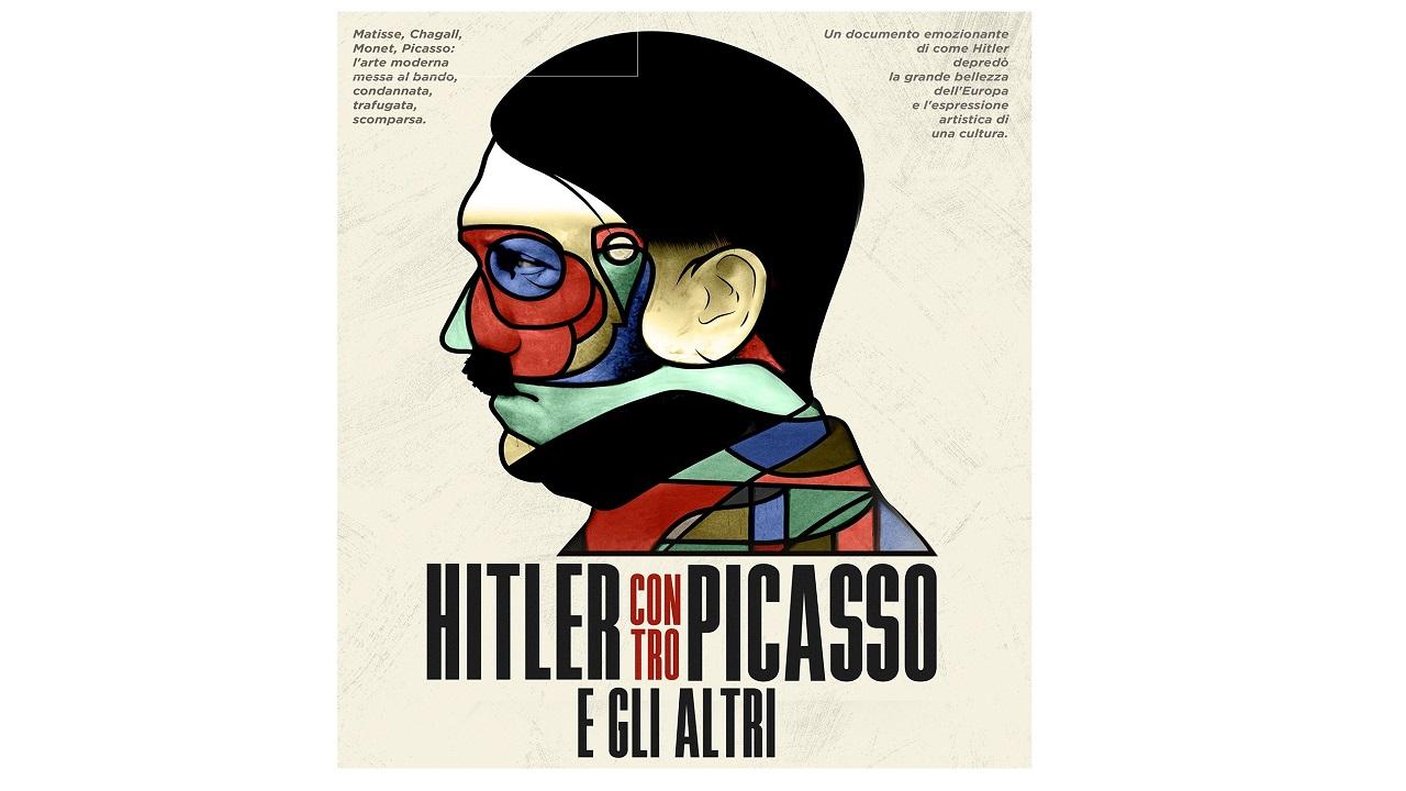 Hitler contro Picasso e gli altri: ecco il trailer del film evento thumbnail