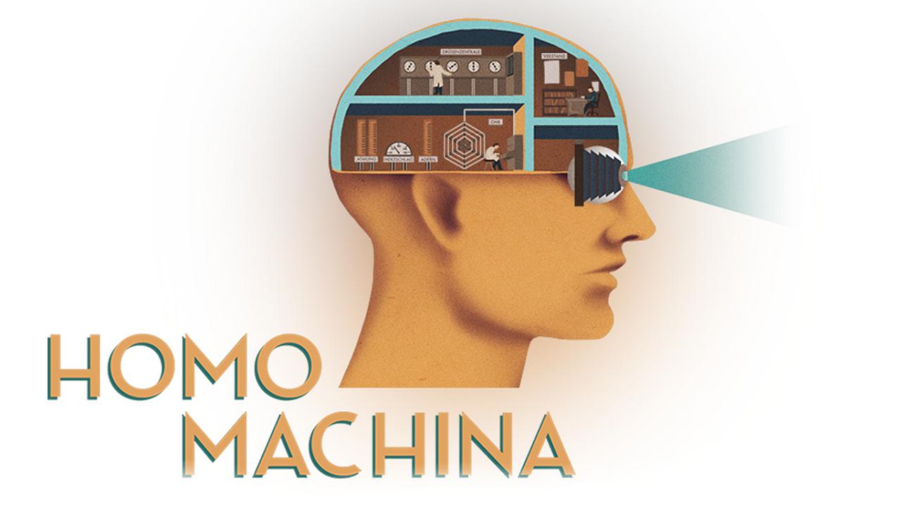 Homo Machina su iOS e Android dal 17 maggio thumbnail