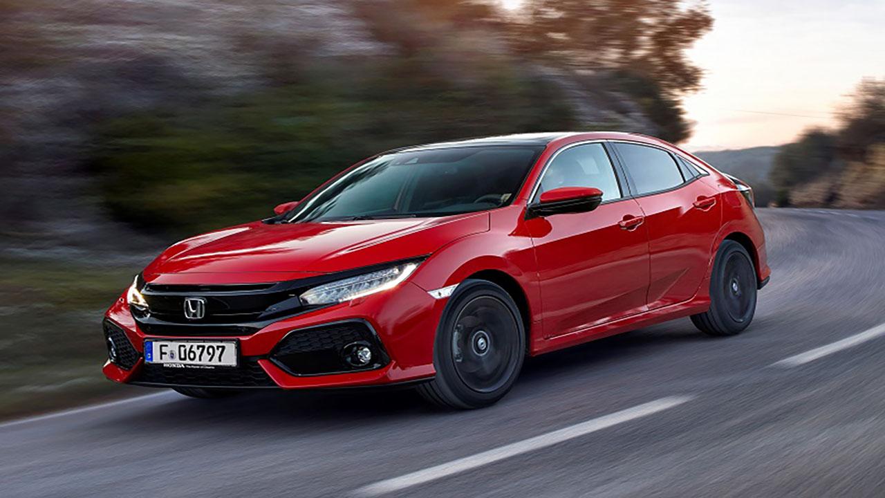 Honda Civic protagonista nel ritiro della nazionale maschile italiana Volley thumbnail