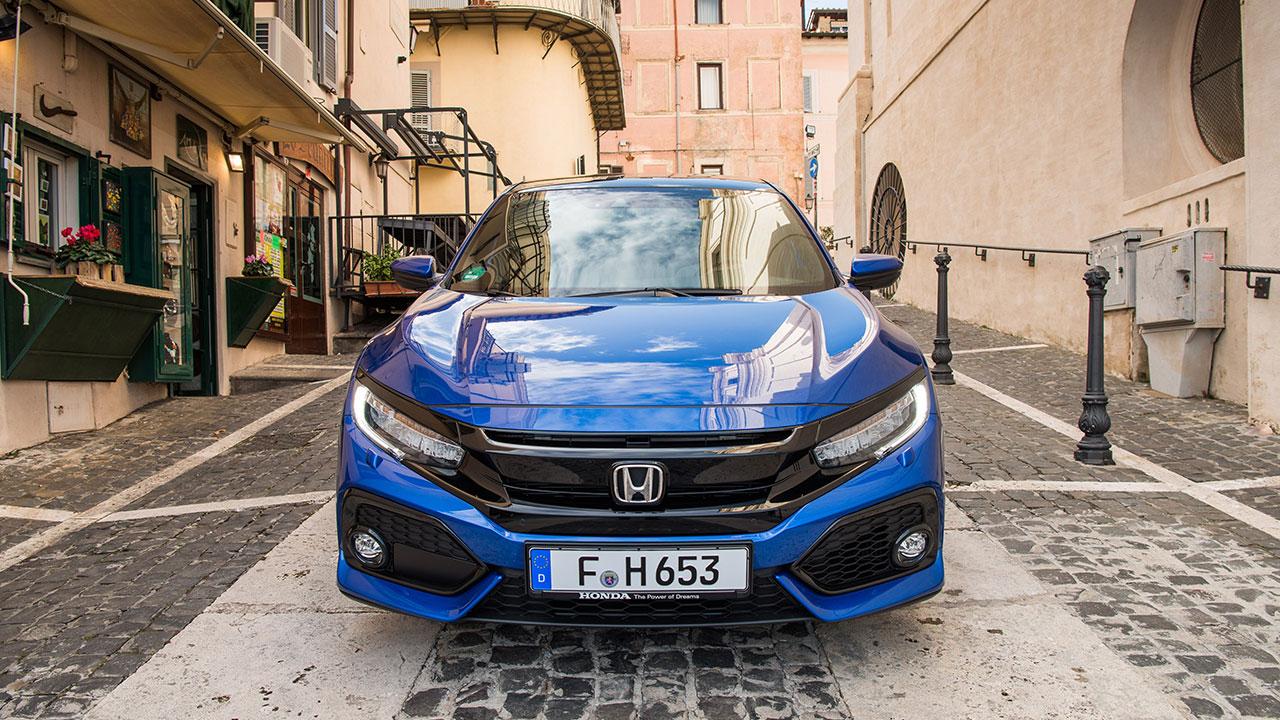 Honda Civic: arriva il cambio automatico a 9 rapporti thumbnail