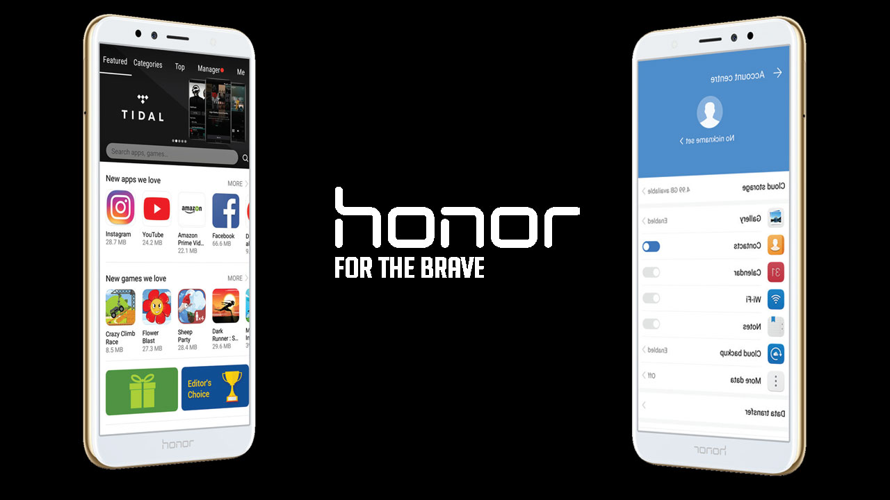 Honor: arrivano il Mobile Cloud Service e l'AppGallery thumbnail
