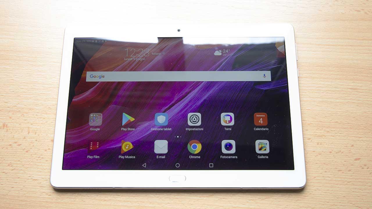Huawei MediaPad M3 Lite – La nostra recensione thumbnail