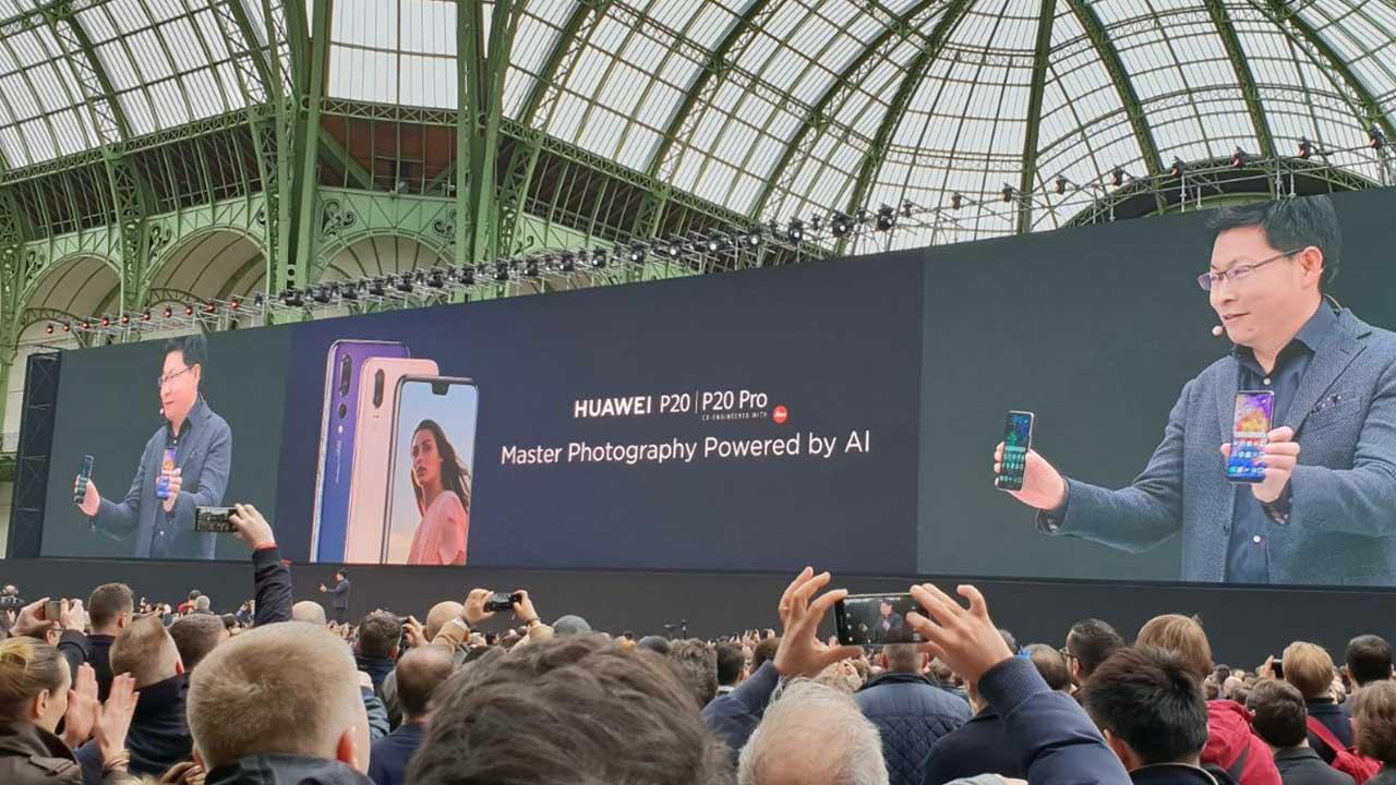 Huawei P20 e P20 Pro ufficiali in Italia: caratteristiche, prezzo e disponibilità thumbnail