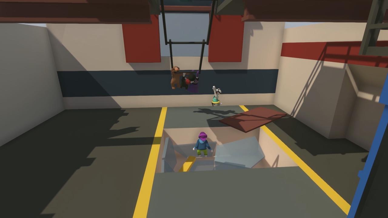 Human Fall Flat, un aggiornamento introduce il multiplayer su console thumbnail