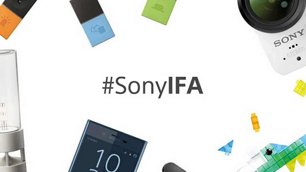 [IFA 2017] Sony: segui il nostro live blogging thumbnail