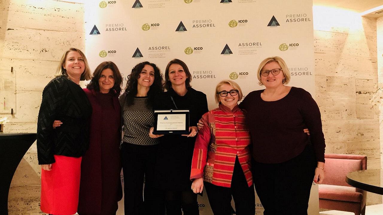 """Vodafone Italia conquista il Premio Assorel con """"Un Passo Avanti"""" thumbnail"""