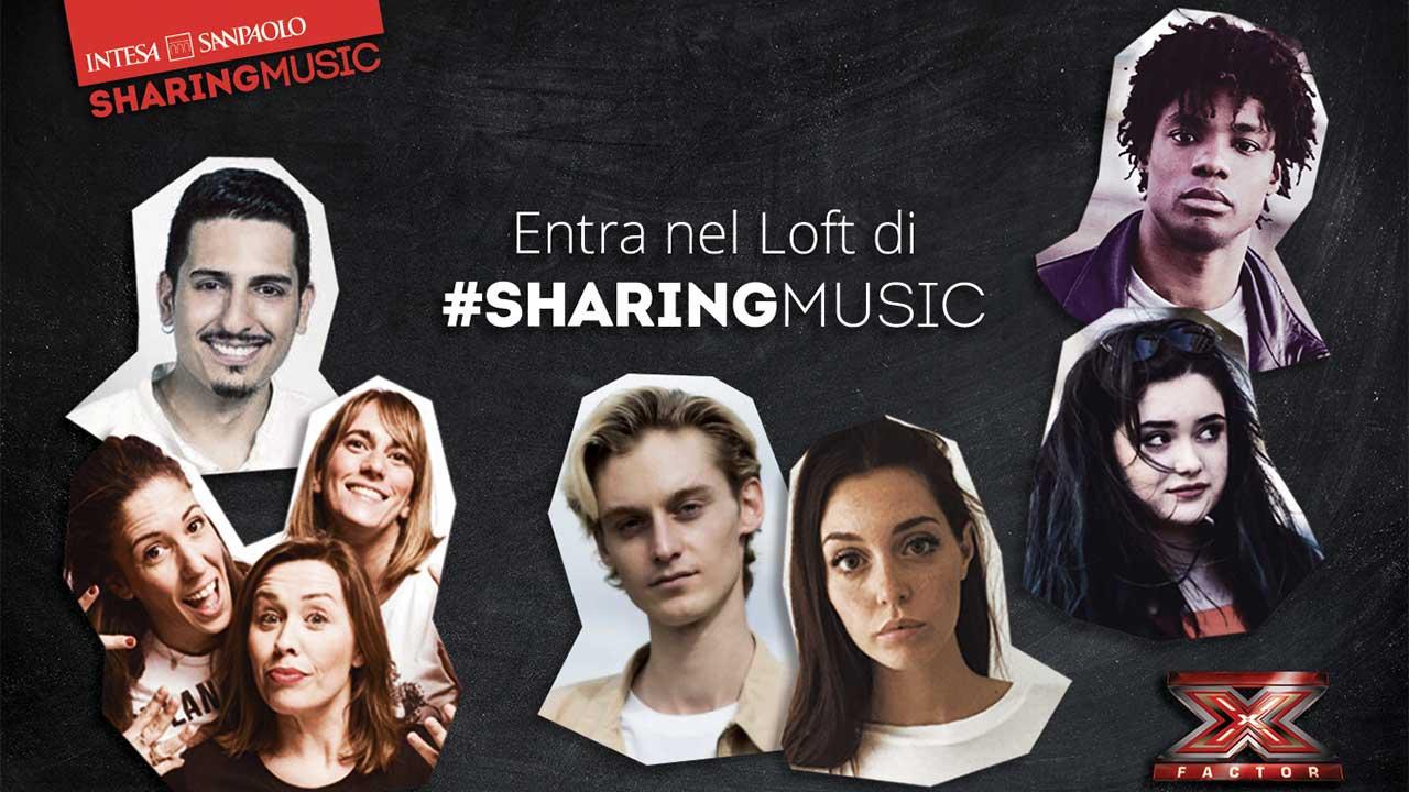 Il loft di #SharingMusic di Intesa Sanpaolo: la prima social invasion di #XF11 thumbnail