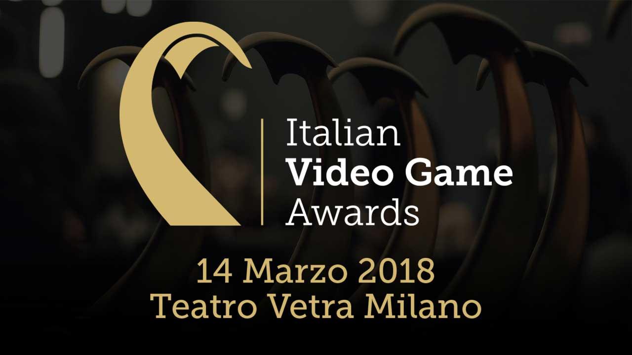 Italian Video Game Awards: come seguirli thumbnail