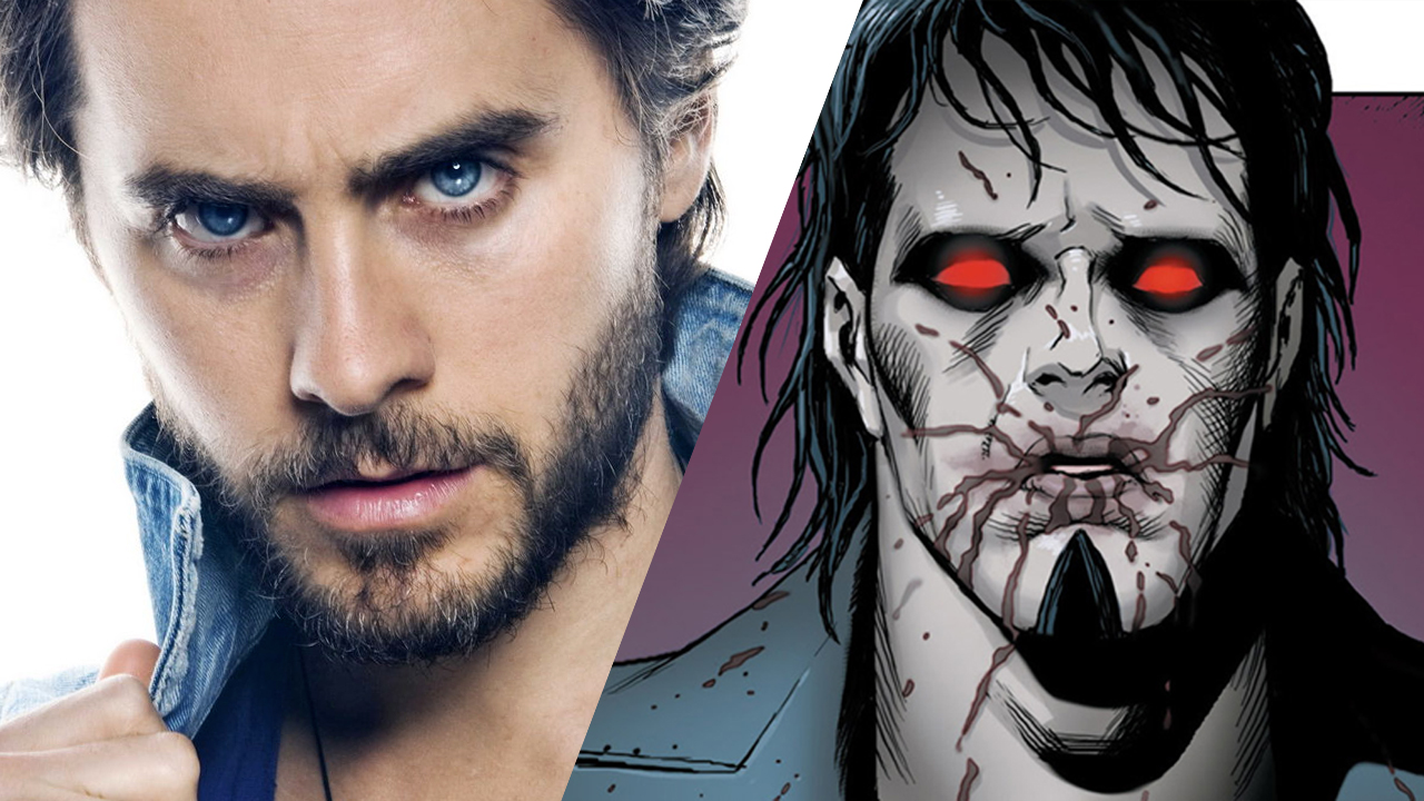 Jared Leto Tech Princess Morbius