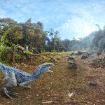 Jurassic World - Blue