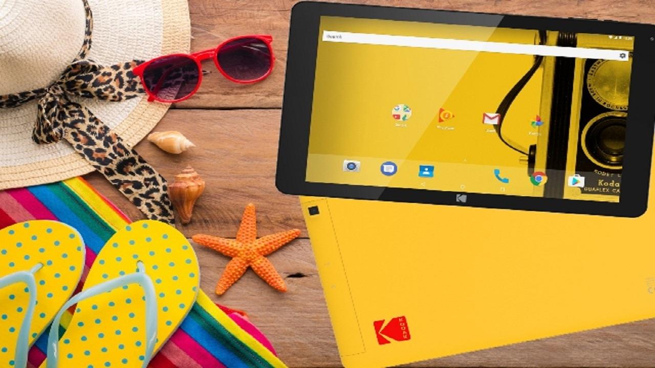 Kodak lancia i nuovi tablet, perfetti per le vostre foto thumbnail